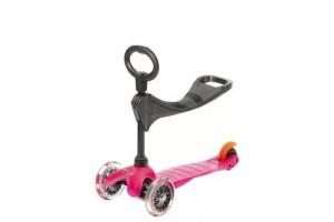 Mini Micro 3 in 1 розовый