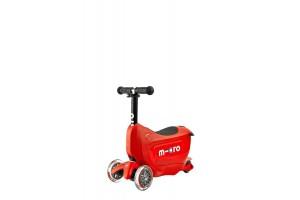Mini2Go Deluxe Красный (НОВИНКА)