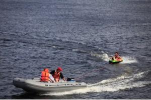 Моторная лодка ПВХ Титан-440